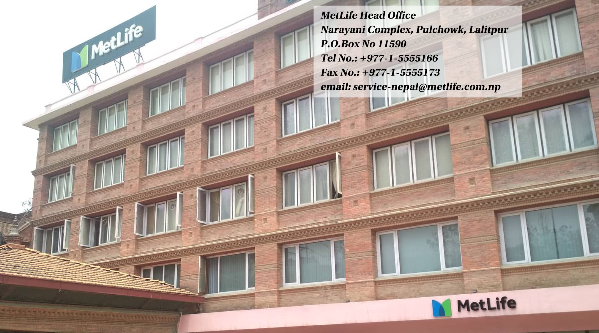 MetLife Nepal Head Office